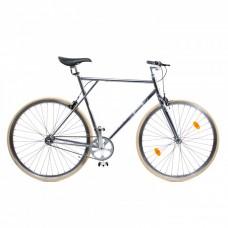 Pegas Bicycle Classic 1S, Space Grey Uni, single speed